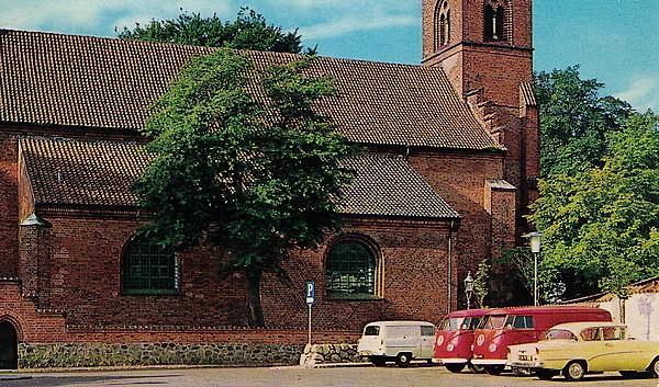 Bulli in Dänemark Viborg