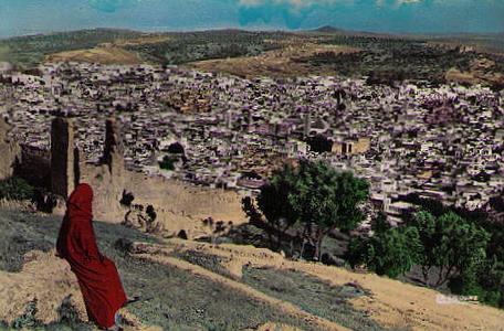 Marokko Fès Ville Ancienne