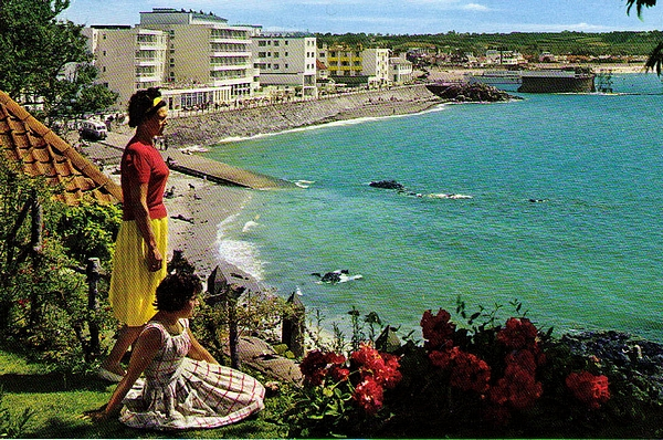 La Collete, Jersey 1965