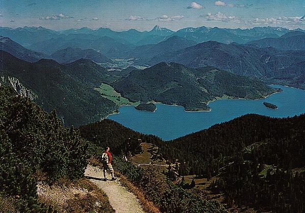 Herzogstand Walchensee