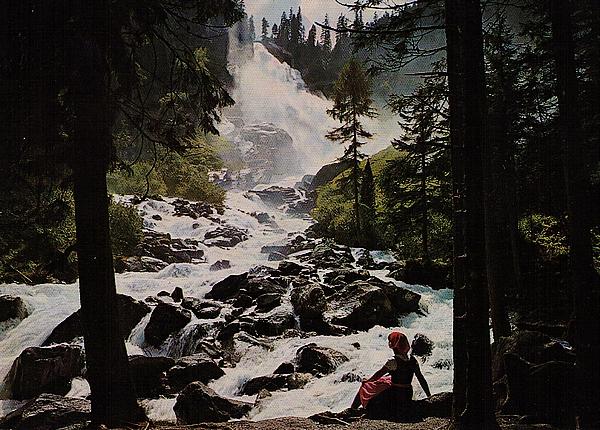 Krimmler Wasserfälle Salzburg