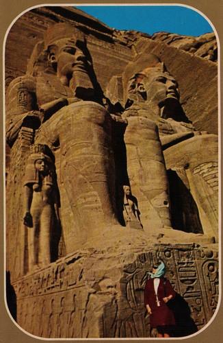Aswan Temple Abu Simble